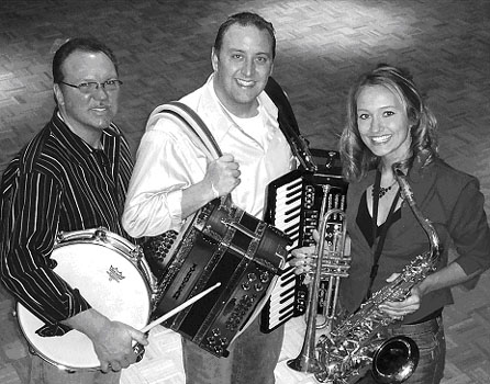 Squeezebox band